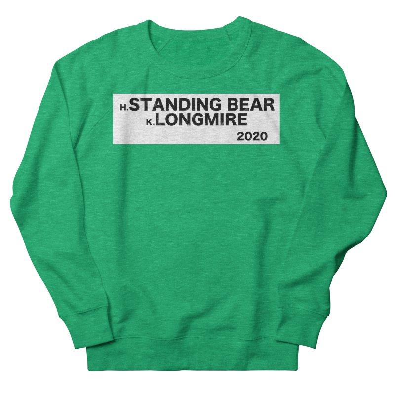 Standing Bear & Longmire 2020 Women's Sweatshirt by henryx4's Artist Shop