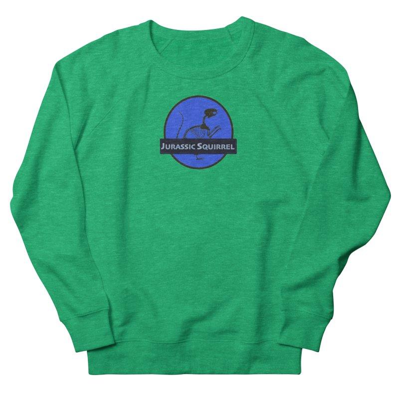 Jurassic Squirrel Women's Sweatshirt by henryx4's Artist Shop