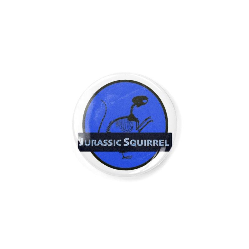 Jurassic Squirrel Accessories Button by henryx4's Artist Shop