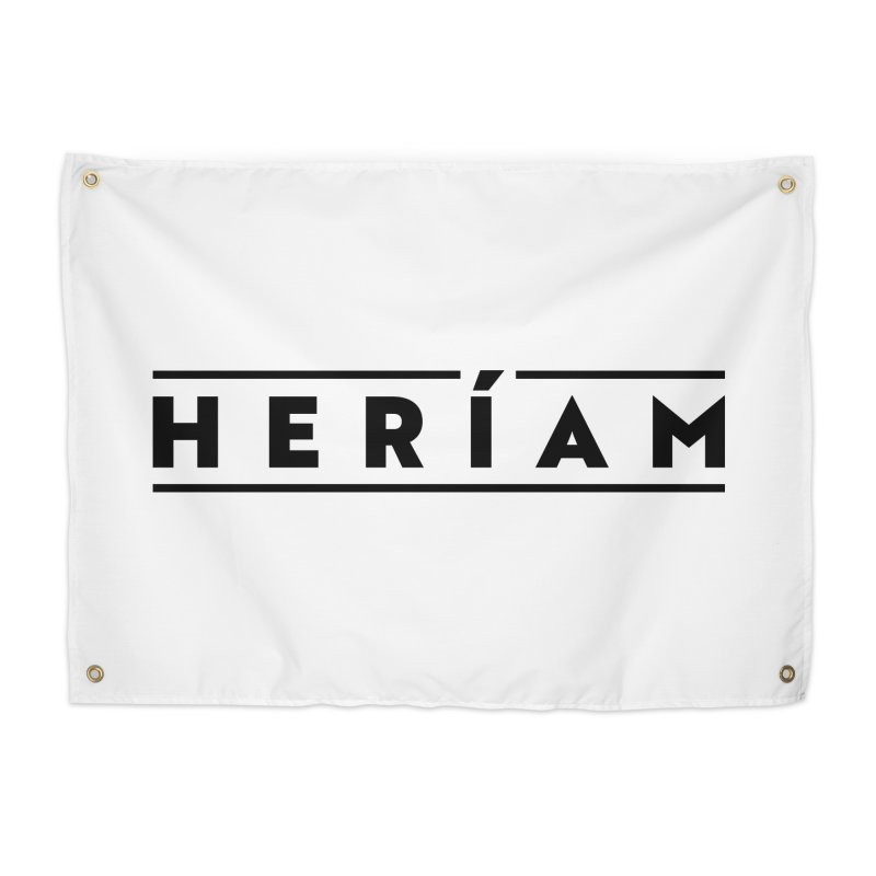Heríam Simply Bold Home Tapestry by HERÍAM's Artist Shop