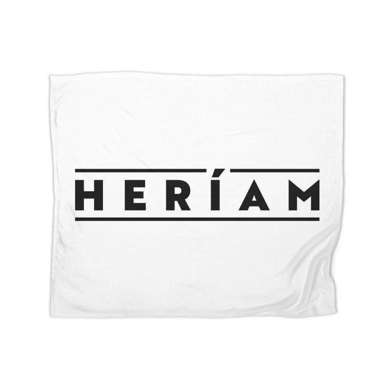 Heríam Simply Bold Home Blanket by HERÍAM's Artist Shop