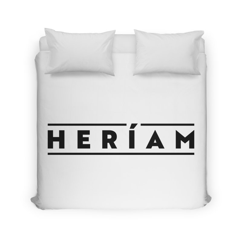 Heríam Simply Bold Home Duvet by HERÍAM's Artist Shop