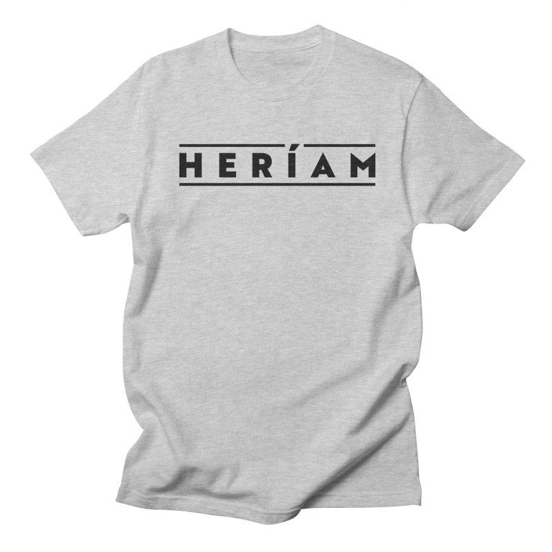 Heríam Simply Bold Men's T-Shirt by HERÍAM's Artist Shop