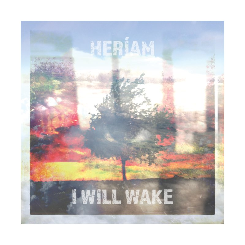 I Will Wake Cover Art Men's T-Shirt by HERÍAM's Artist Shop