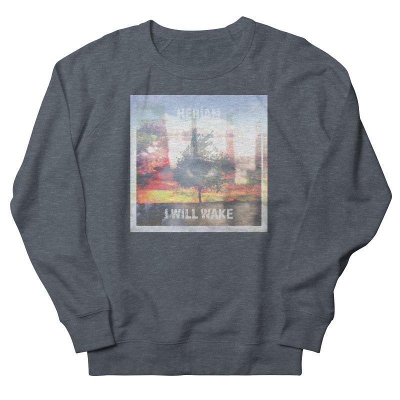 I Will Wake Cover Art Women's French Terry Sweatshirt by HERÍAM's Artist Shop