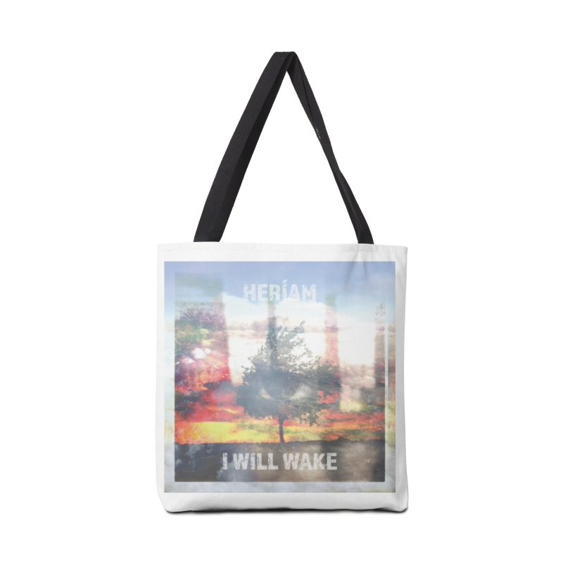 I Will Wake Cover Art Accessories Tote Bag Bag by HERÍAM's Artist Shop
