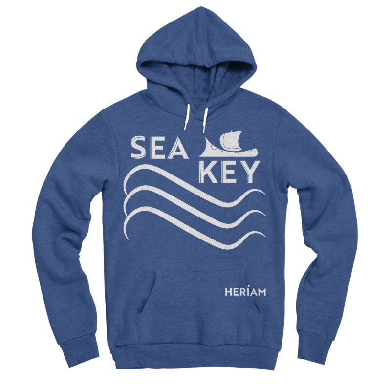 SEA KEY Song Tee 2 Women's Pullover Hoody by HERÍAM's Artist Shop