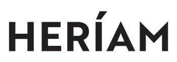 HERÍAM's Artist Shop Logo
