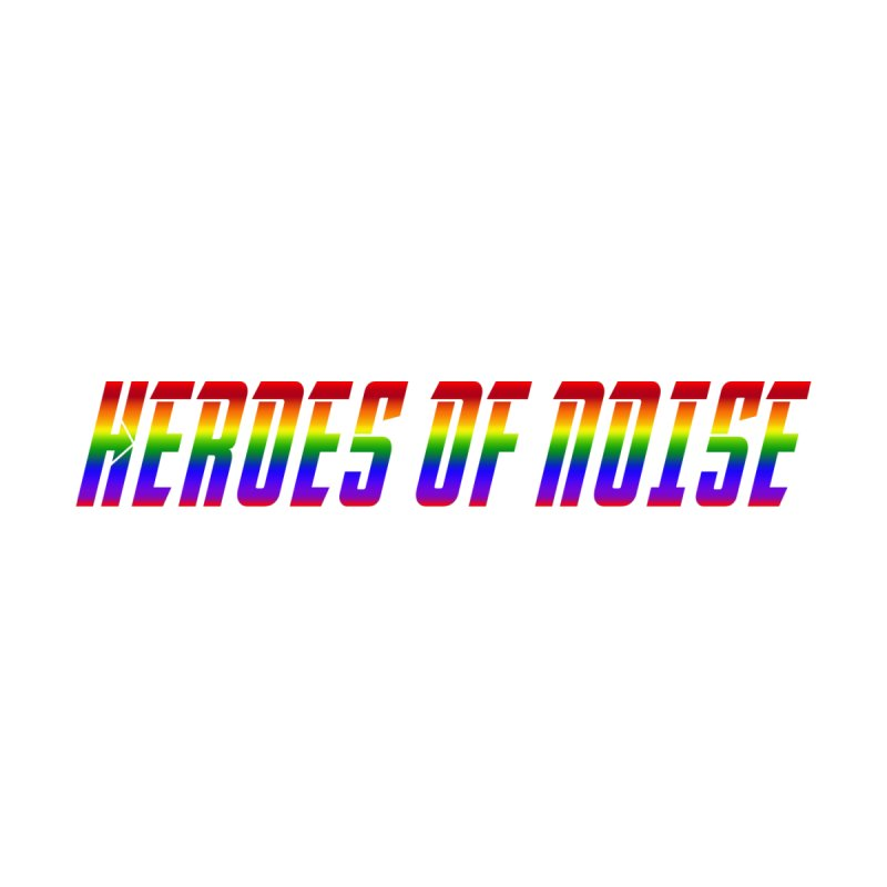 Heroes Of Noise Pride Design Men's T-Shirt by Heroes of Noise Artist Shop