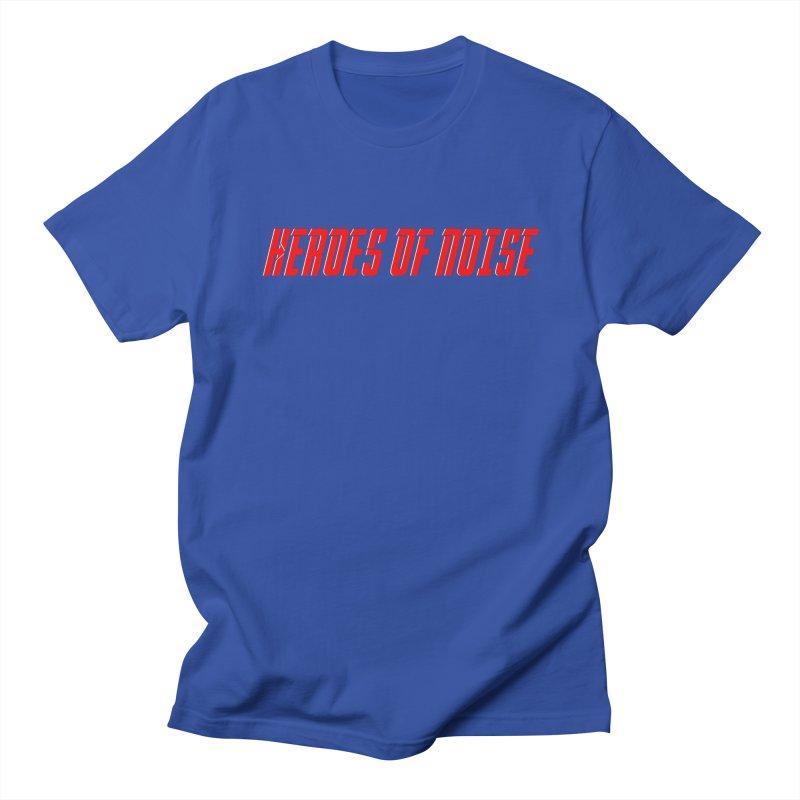 HON Font Logo Women's Regular Unisex T-Shirt by Heroes of Noise Artist Shop