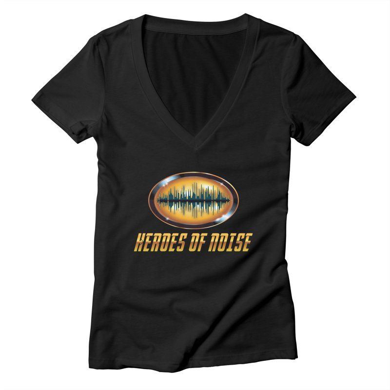 Women's None by Heroes of Noise Artist Shop