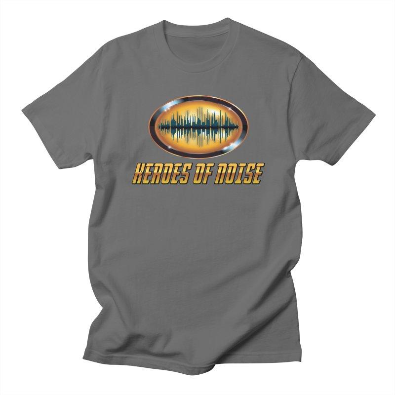 HON Bat Wave Men's T-Shirt by Heroes of Noise Artist Shop