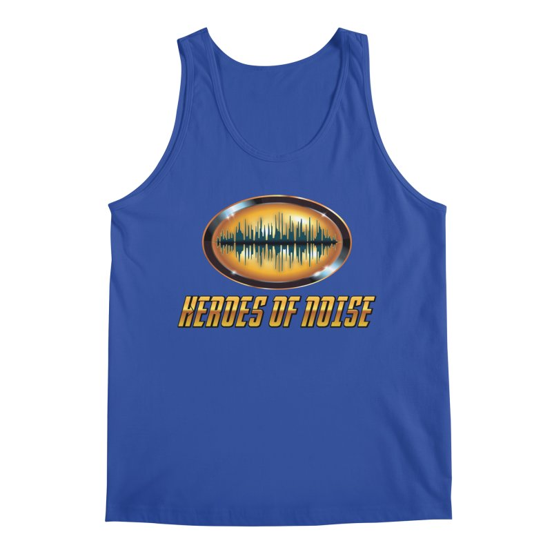 Men's None by Heroes of Noise Artist Shop