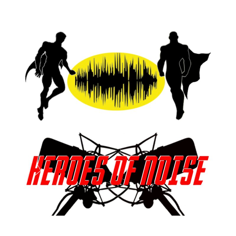 Heroes of Noise Podcast Logo by Heroes of Noise Artist Shop