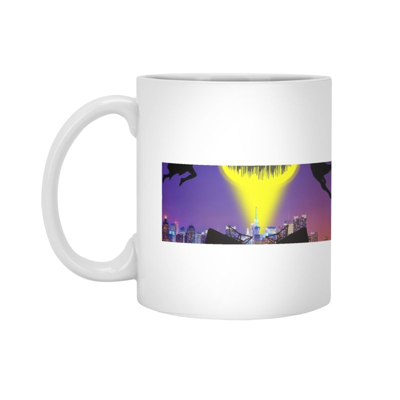 Heroes of Noise Take Flight Accessories Standard Mug by Heroes of Noise Artist Shop
