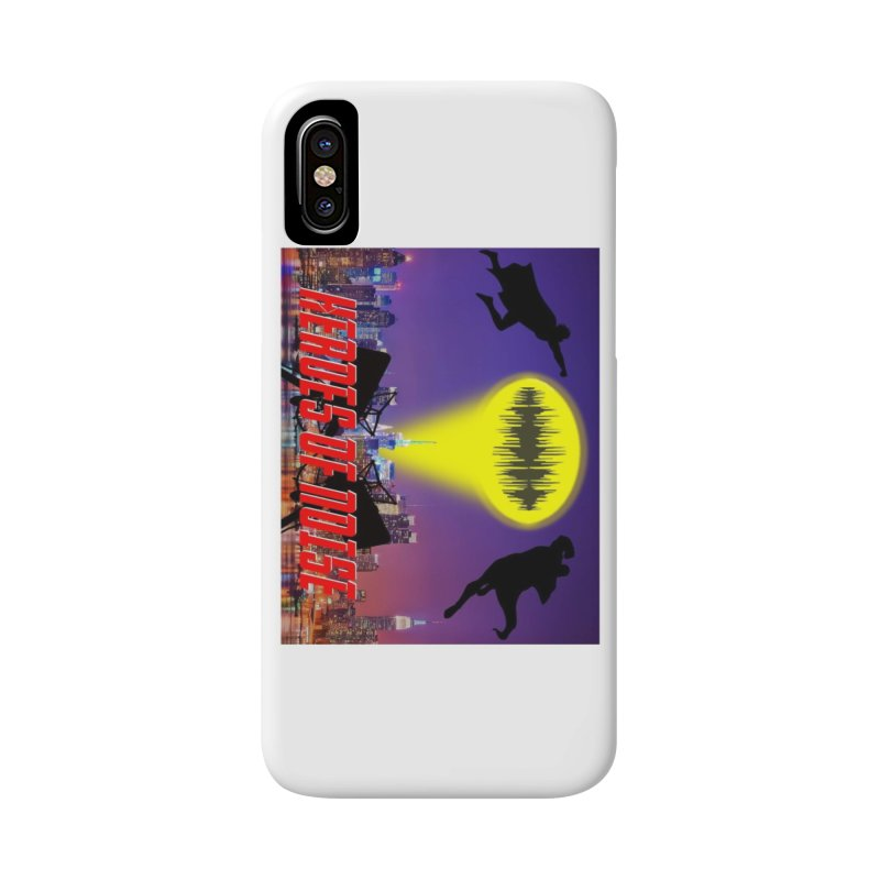 Heroes of Noise Take Flight Accessories Phone Case by Heroes of Noise Artist Shop