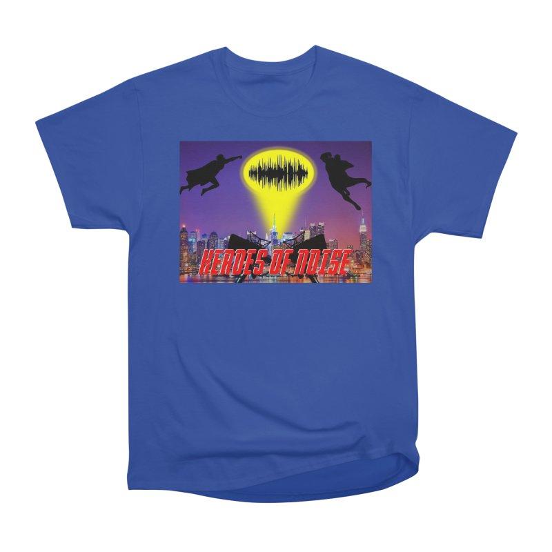 Heroes of Noise Take Flight Men's Heavyweight T-Shirt by Heroes of Noise Artist Shop