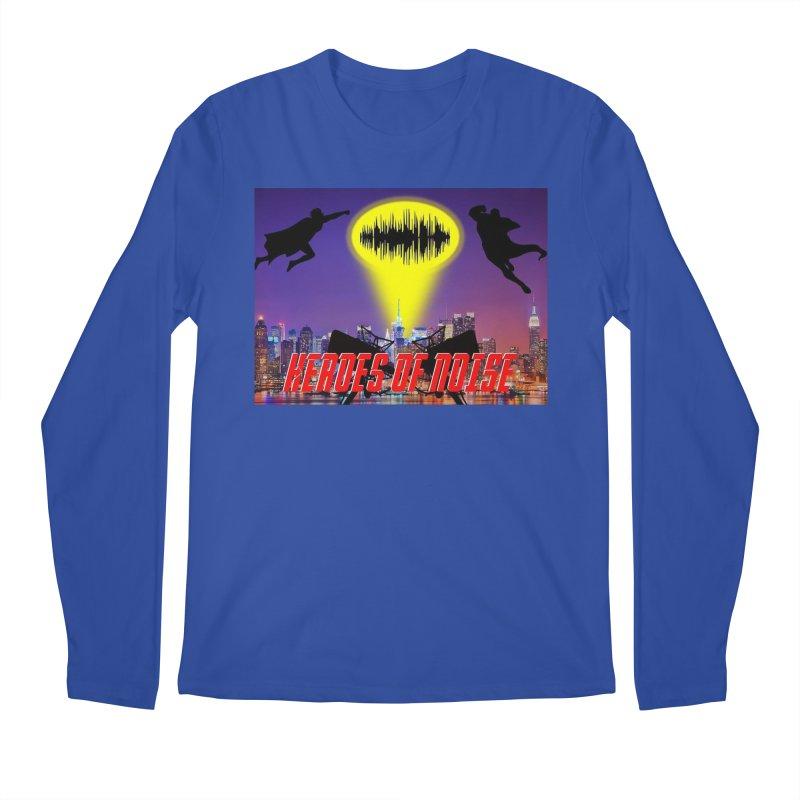 Heroes of Noise Take Flight Men's Regular Longsleeve T-Shirt by Heroes of Noise Artist Shop