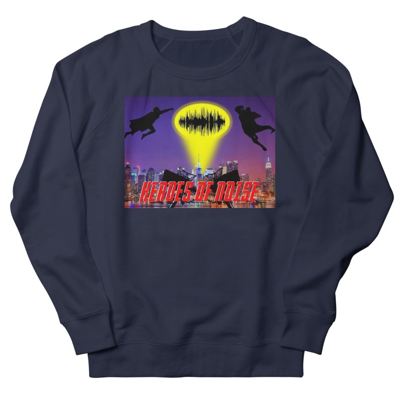 Heroes of Noise Take Flight Women's French Terry Sweatshirt by Heroes of Noise Artist Shop