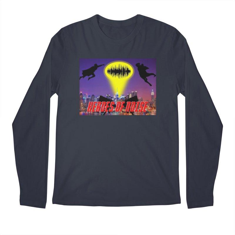 Heroes of Noise Take Flight Men's Longsleeve T-Shirt by Heroes of Noise Artist Shop