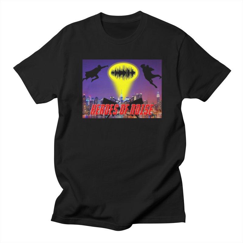 Heroes of Noise Take Flight Men's T-Shirt by Heroes of Noise Artist Shop