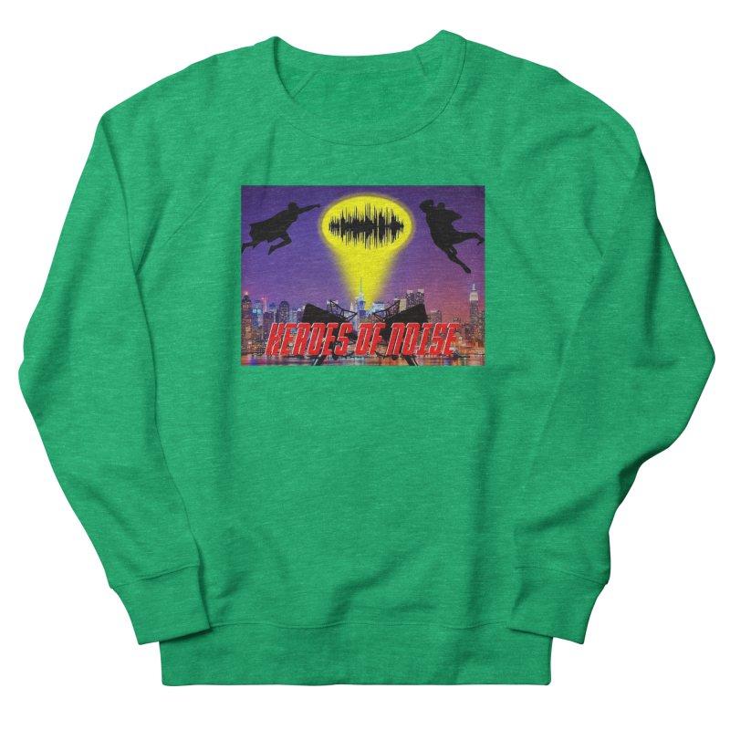 Heroes of Noise Take Flight Women's Sweatshirt by Heroes of Noise Artist Shop