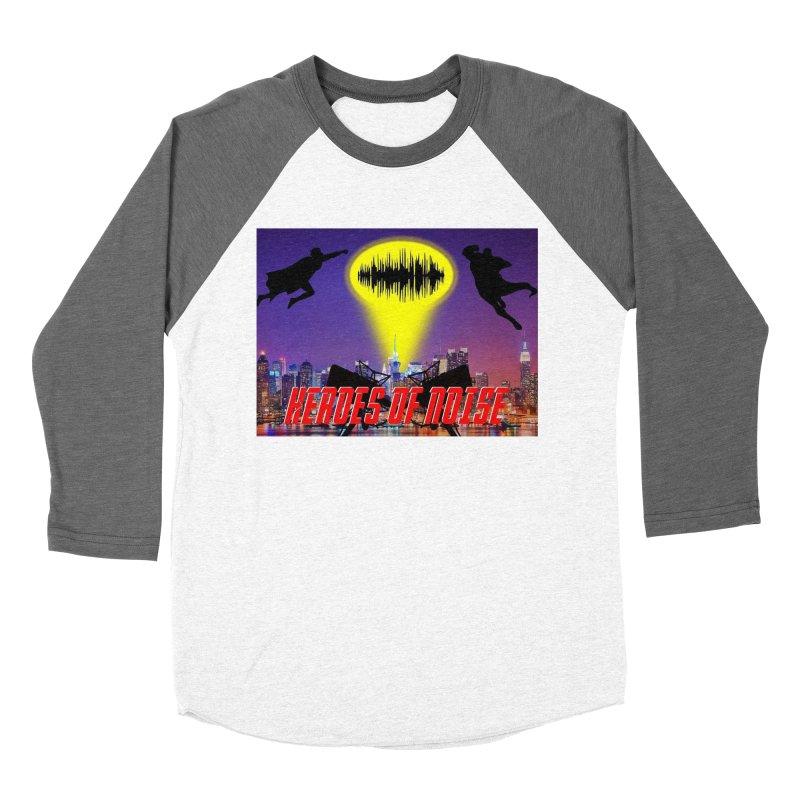 Heroes of Noise Take Flight Women's Longsleeve T-Shirt by Heroes of Noise Artist Shop