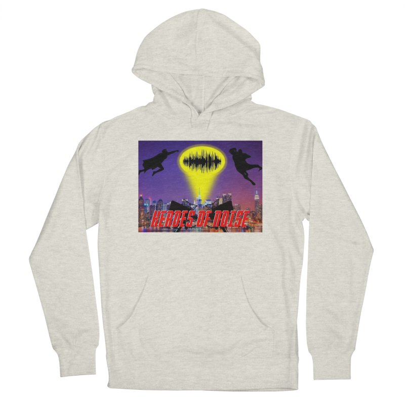 Heroes of Noise Take Flight Women's French Terry Pullover Hoody by Heroes of Noise Artist Shop
