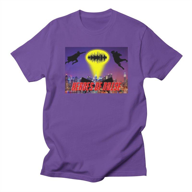 Heroes of Noise Take Flight Women's Regular Unisex T-Shirt by Heroes of Noise Artist Shop