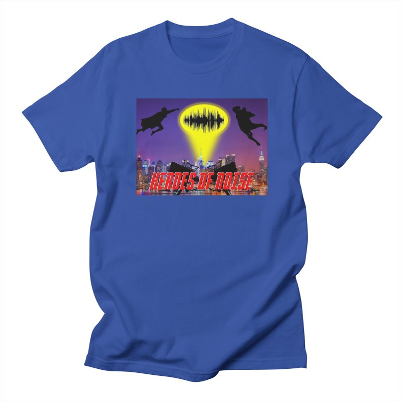 Heroes of Noise Take Flight Men's Regular T-Shirt by Heroes of Noise Artist Shop