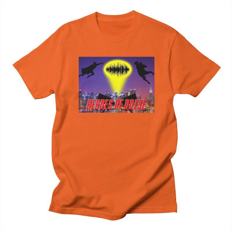 Heroes of Noise Take Flight Men's Regular T-Shirt by Heroes of Noise Artist Shop