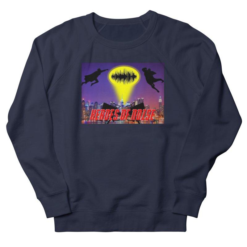 Heroes of Noise Take Flight Women's French Terry Sweatshirt by Heroes of Noise Artist Shop