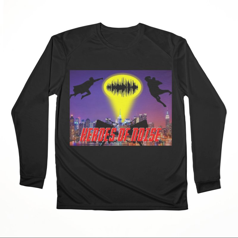 Heroes of Noise Take Flight Men's Performance Longsleeve T-Shirt by Heroes of Noise Artist Shop