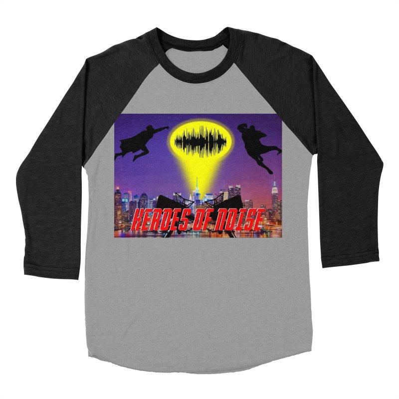 Heroes of Noise Take Flight Women's Baseball Triblend Longsleeve T-Shirt by Heroes of Noise Artist Shop