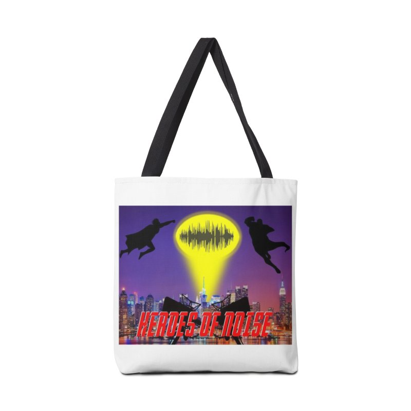 Heroes of Noise Take Flight Accessories Tote Bag Bag by Heroes of Noise Artist Shop