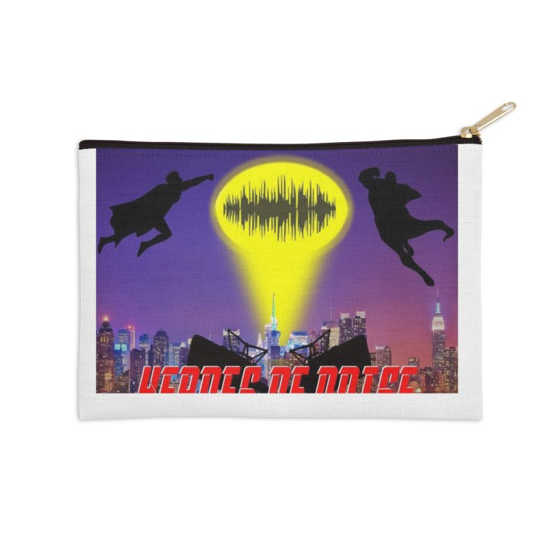 Heroes of Noise Take Flight Accessories Zip Pouch by Heroes of Noise Artist Shop
