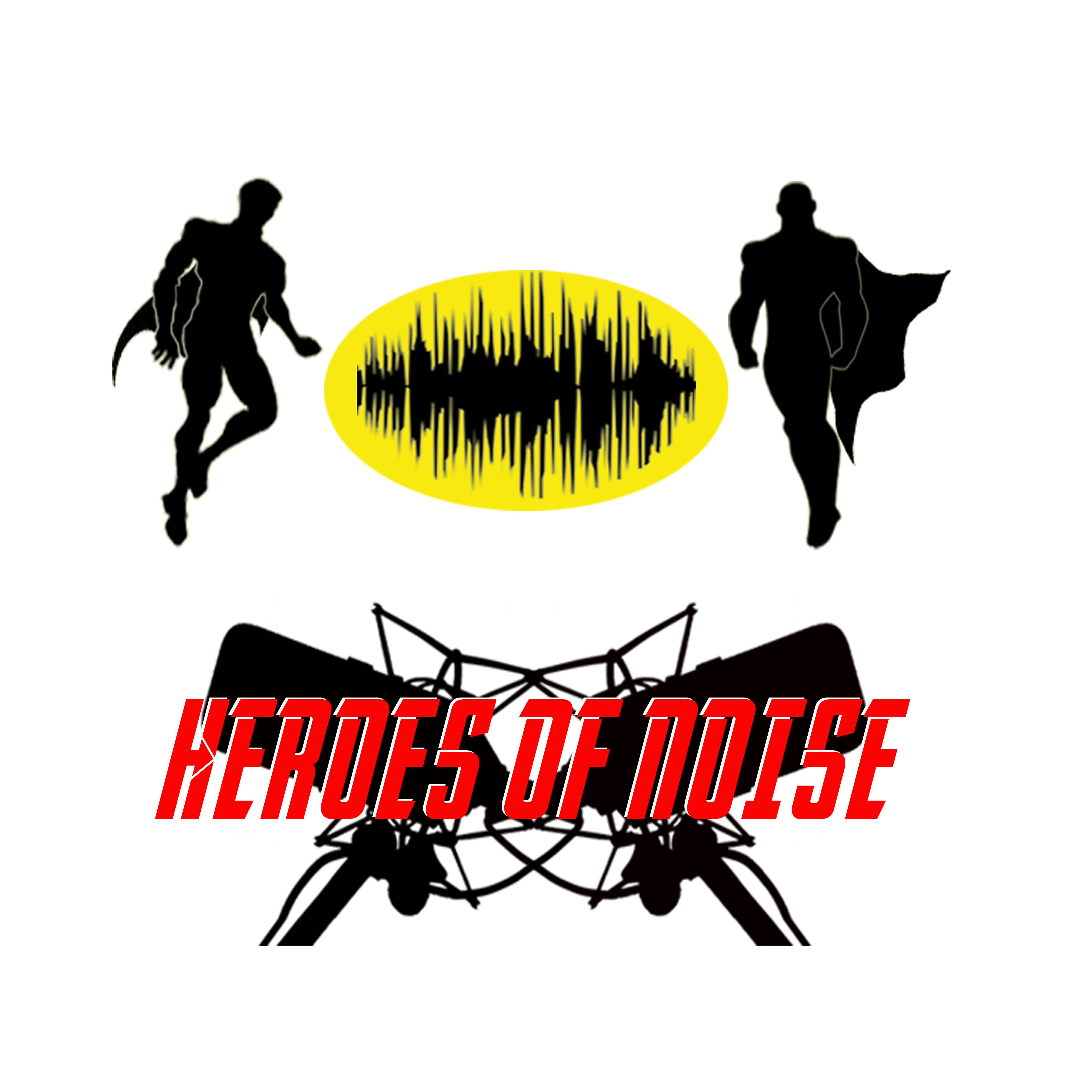 Heroes of Noise Artist Shop Logo