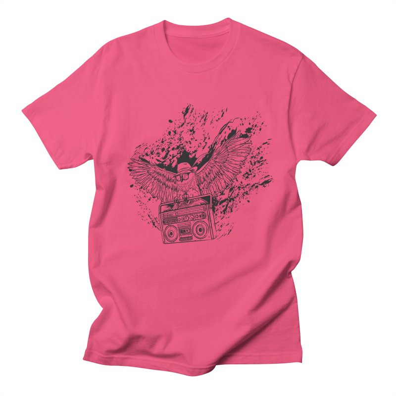 Nightflight Women's Regular Unisex T-Shirt by Supervoid Artist Shop