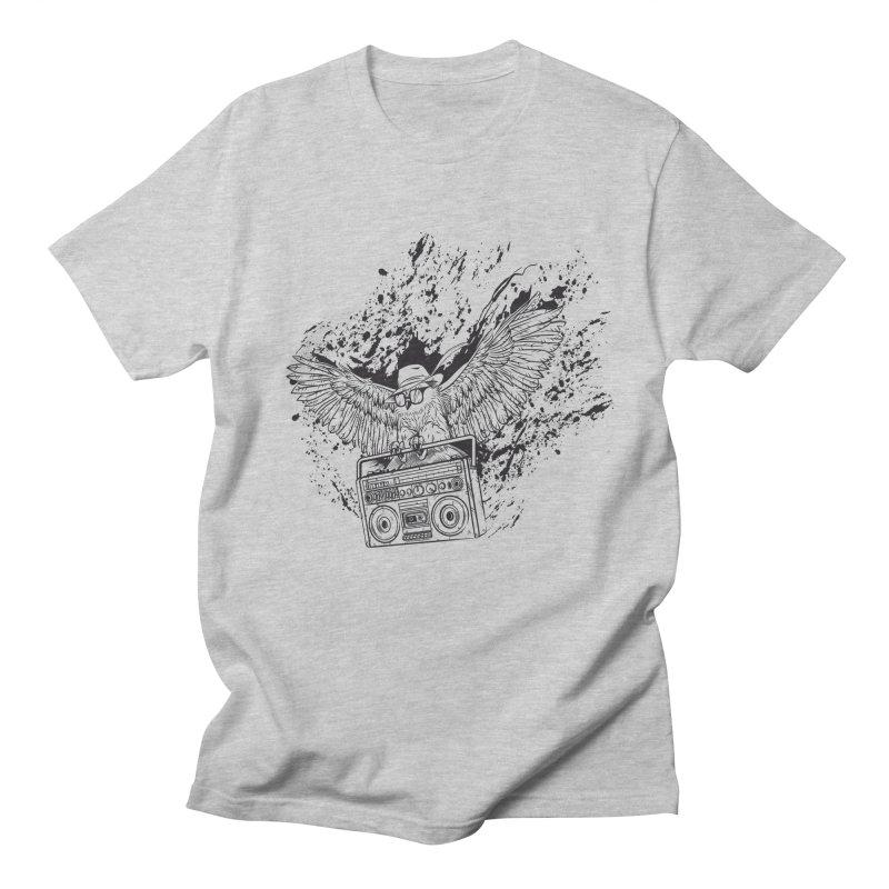 Nightflight Men's T-Shirt by Supervoid Artist Shop
