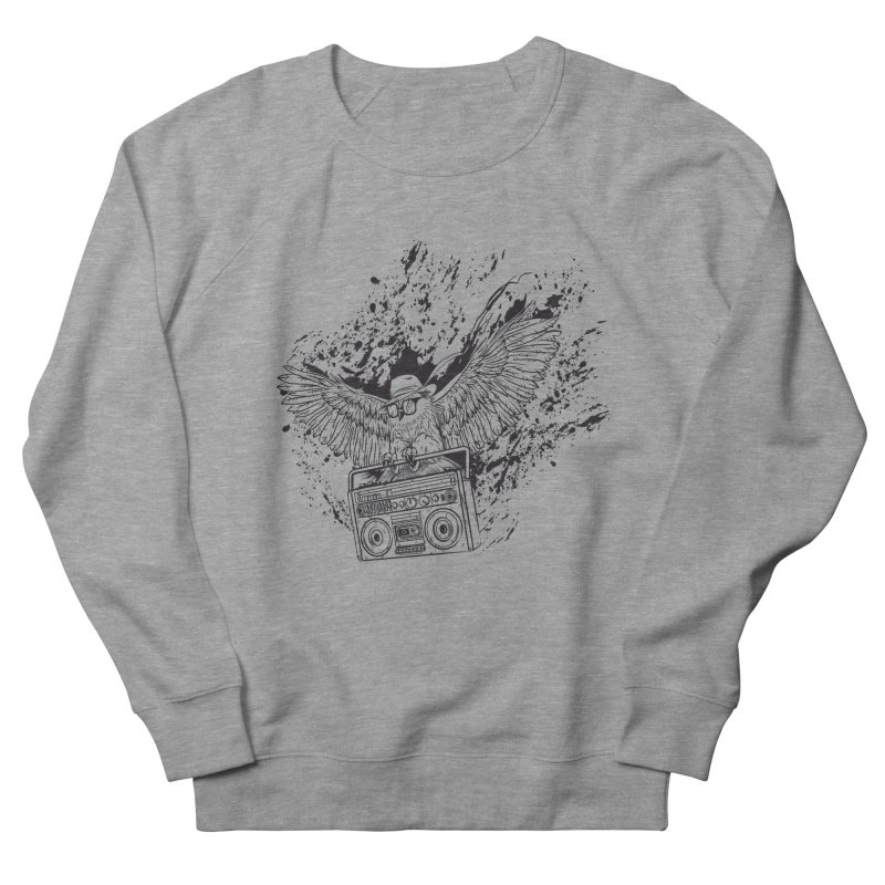 Nightflight Women's Sweatshirt by Supervoid Artist Shop