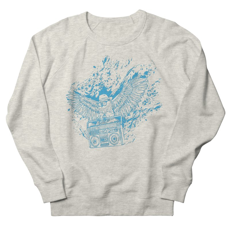 Nightflight Women's Sweatshirt by Supervoid Artist Shop