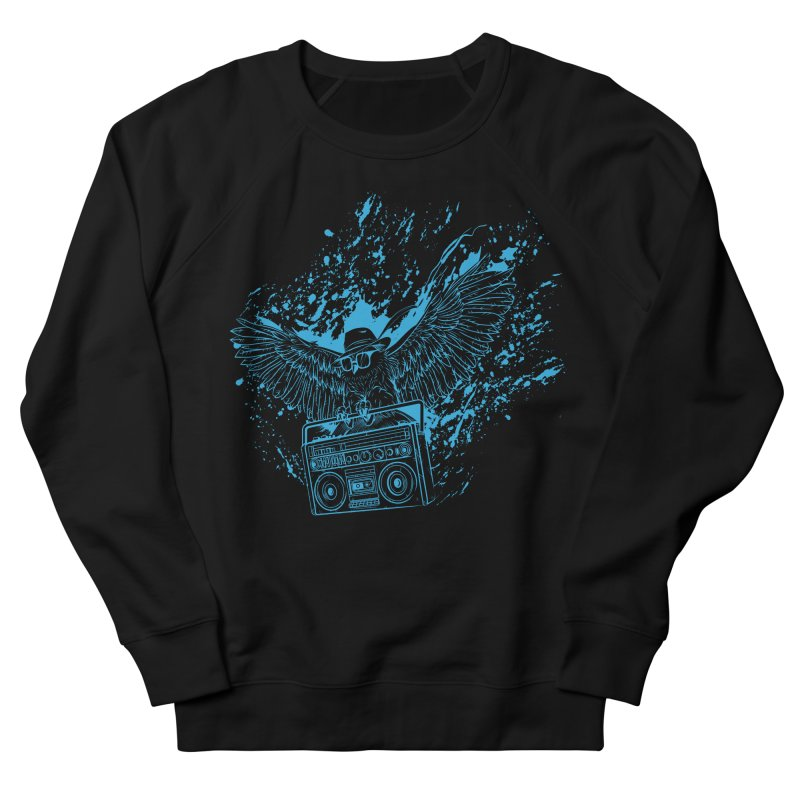 Nightflight Men's Sweatshirt by Supervoid Artist Shop