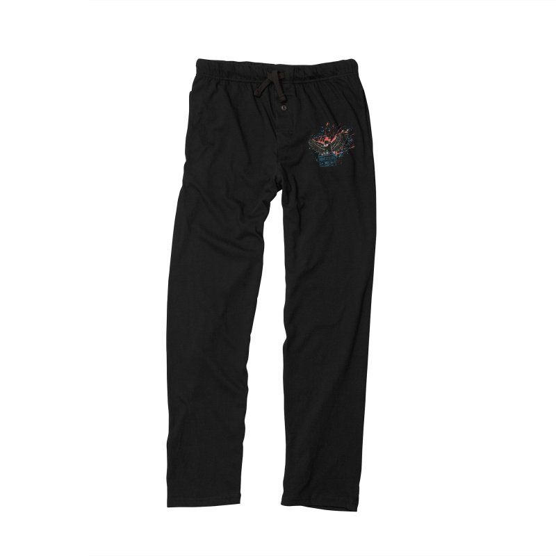 Nightflight Women's Lounge Pants by Supervoid Artist Shop