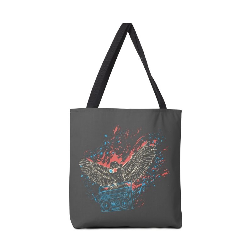 Nightflight Accessories Tote Bag Bag by Supervoid Artist Shop