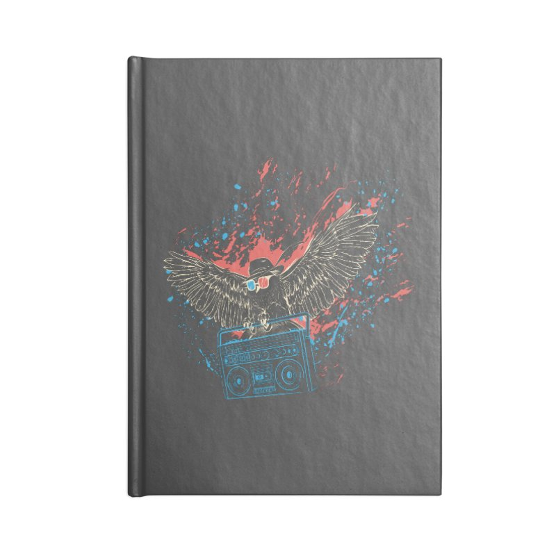 Nightflight Accessories Notebook by Supervoid Artist Shop