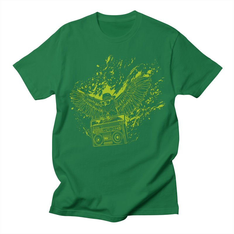 Nightflight Women's Unisex T-Shirt by Supervoid Artist Shop