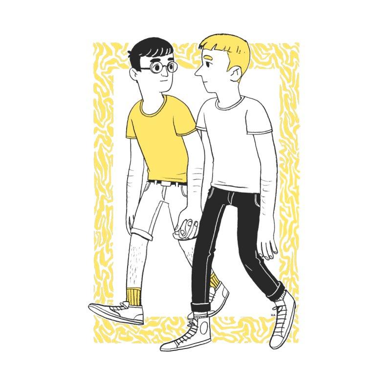 Lover Boys Women's T-Shirt by Hertz Alegrio