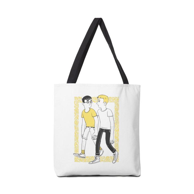 Lover Boys Accessories Tote Bag Bag by Hertz Alegrio