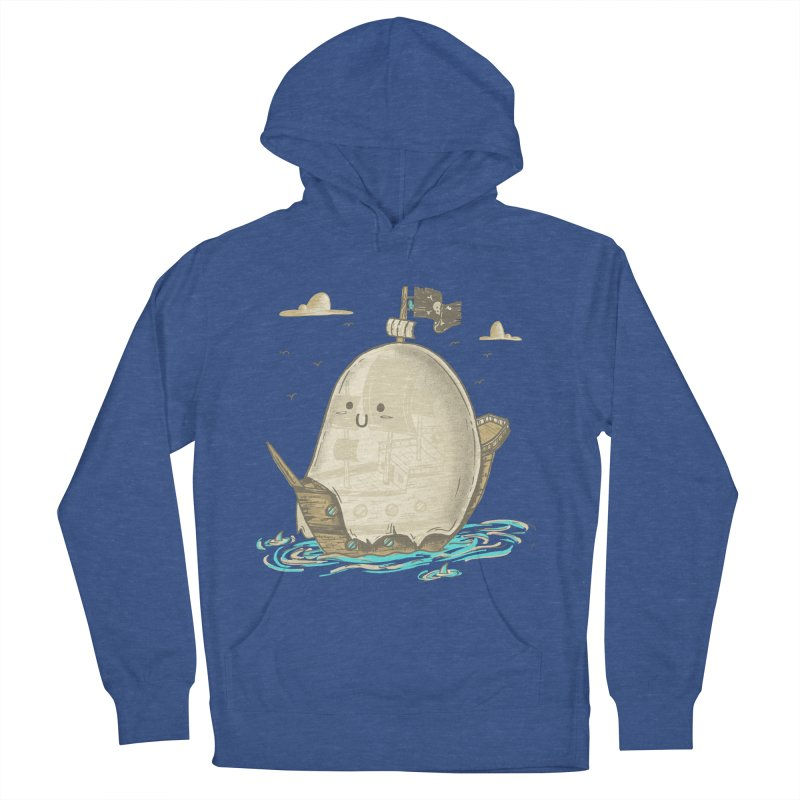 Ghost Ship Women's Pullover Hoody by hesor's Artist Shop