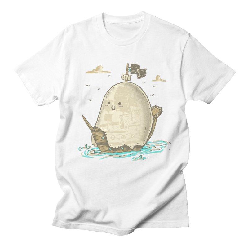 Ghost Ship Men's T-Shirt by hesor's Artist Shop